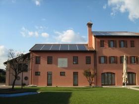 Fotovoltaico con accumulo